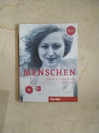 Libro de alemán 1bachillerato