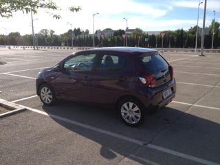 Peugeot 108 2015 Gas licuado de petroleo/GASOLINA