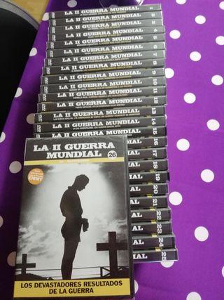 coleccion dvd II guerra mundial