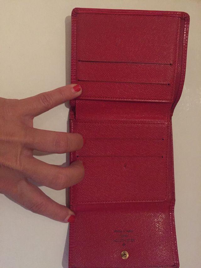 Cartera-monedero Louis Vuitton