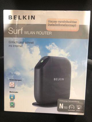 Router Wifi N150 Belkin
