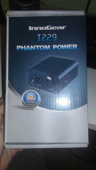 Innogear1 Phatom power