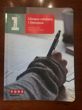 Lengua Catalana i literatura