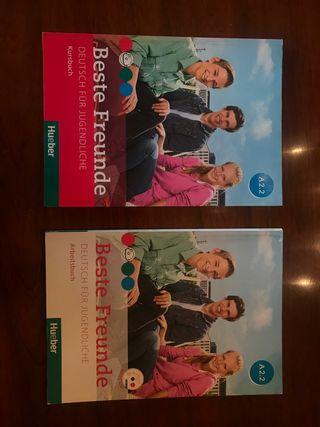 libros Alemán a2.2