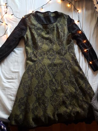 vestido VINTAGE M