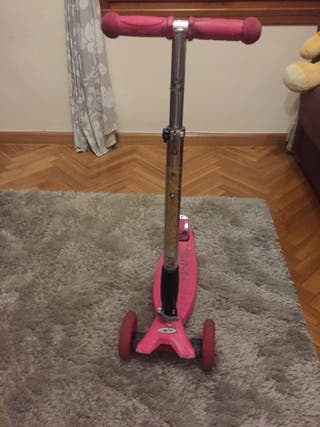 Patinete Scooter Fascol