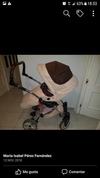 carrito de bebe nuevo