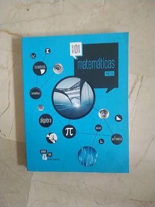 Libro de matemáticas 1bachillerato