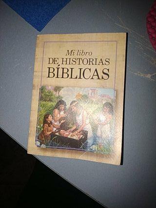 LIBRO MIL DE HISTORIAS BÍBLICAS