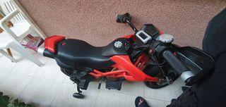 moto infantil electrico