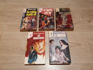 Novelas ficción