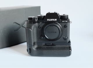 Fujifilm X-T2 con Battery grip