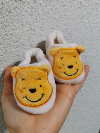 Patucos Disney Winnie The Pooh