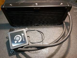 Cosair H100 Sistema de refrigeración líquida CPU