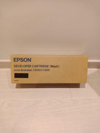 Cartucho de tóner negro EPSON