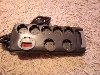 Regleta Eléctrica S9P712Q