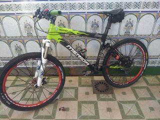 bicicleta Mérida doble