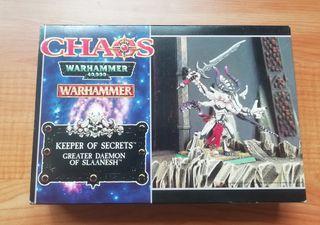 Figura Warhammer: Keeper of Secrets
