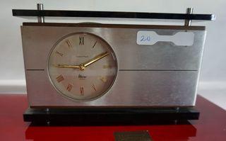 Reloj vintage sobremesa MICRO ELECTRIC