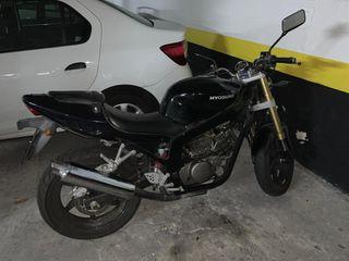 Hyosung 250cc