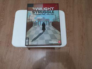 twilight struggle con dados personaliz.y enfundado