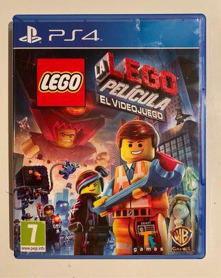 Videojuego Lego La Película
