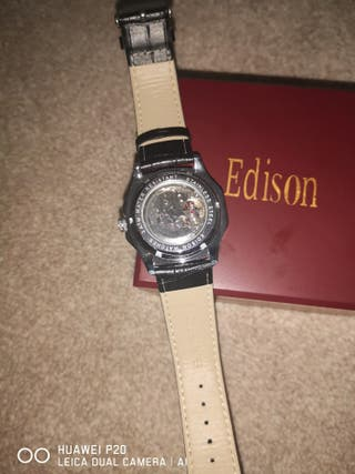 Edison men watch
