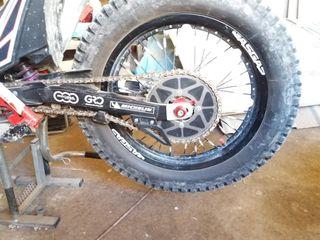 gas gas txt 250 racing