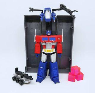 Optimus Prime Magic Square (Legend)