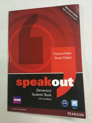 LIBRO SPEAK OUT ELEMENTARY A2 PEARSON
