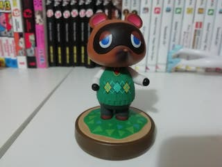 Amiibo Tom Nook, Animal Crossing