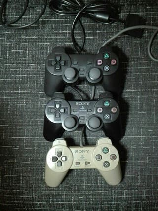 Lote mandos PlayStation