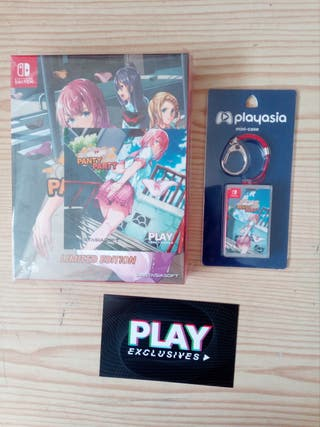 Panty Party Limited Edition Nintendo Switch - Prec