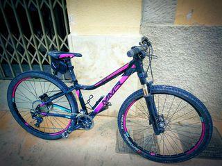 bicicleta BTT MMR AKIRA 30 XS