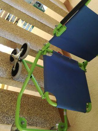 Cadira salvaescales / silla salvaescaleras