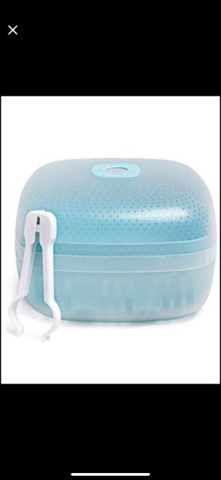 Estirilizador microondas suavinex POCO USO