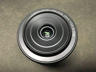 Objetivo Canon 28mm - Macro