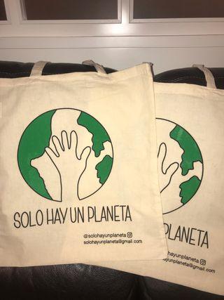 Bolsas Tela Ecologicas (2x8€)