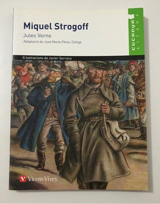 Libro MIQUEL STROGOFF