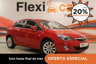Opel Astra 1.4 Turbo Excellence Auto