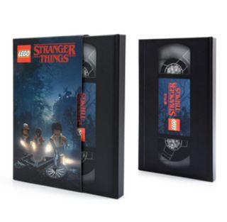 Cuaderno LEGO Stranger Things