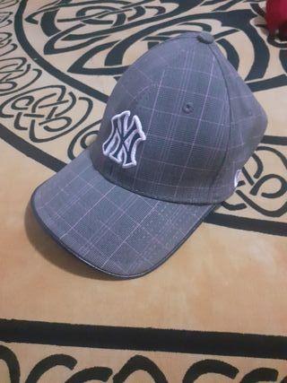 Gorra de beisbol.