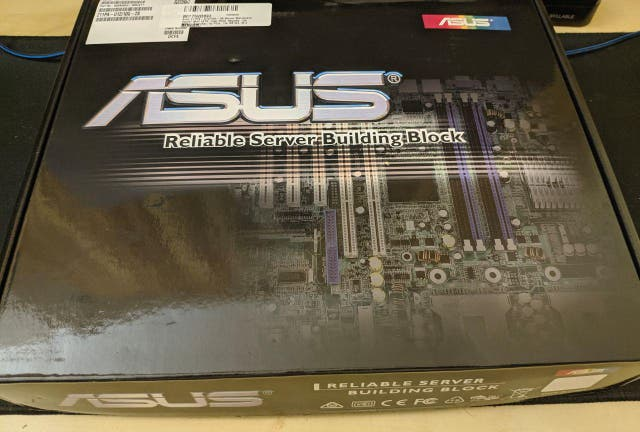 Placa Base ASUS Z11PA-U12/10G LGA Intel LGA3647