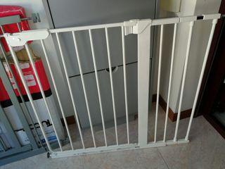 barrera escaleras niños