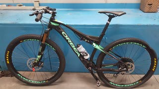 bicicleta orbea Oiz M30