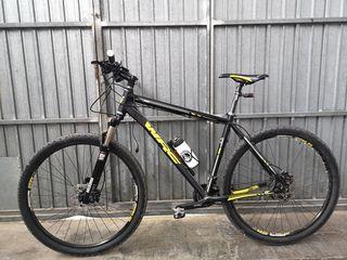 bicicleta btt wrc xt pro
