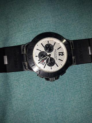 reloj bvlgari titanium Sd38S L2161