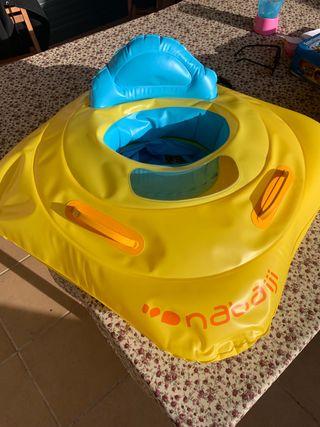 Flotador bebé de 6 a 12 meses