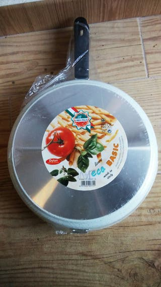 sartén doble para tortillas 28 cm