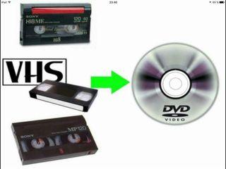 Digitaliza tus cintas de video VHS